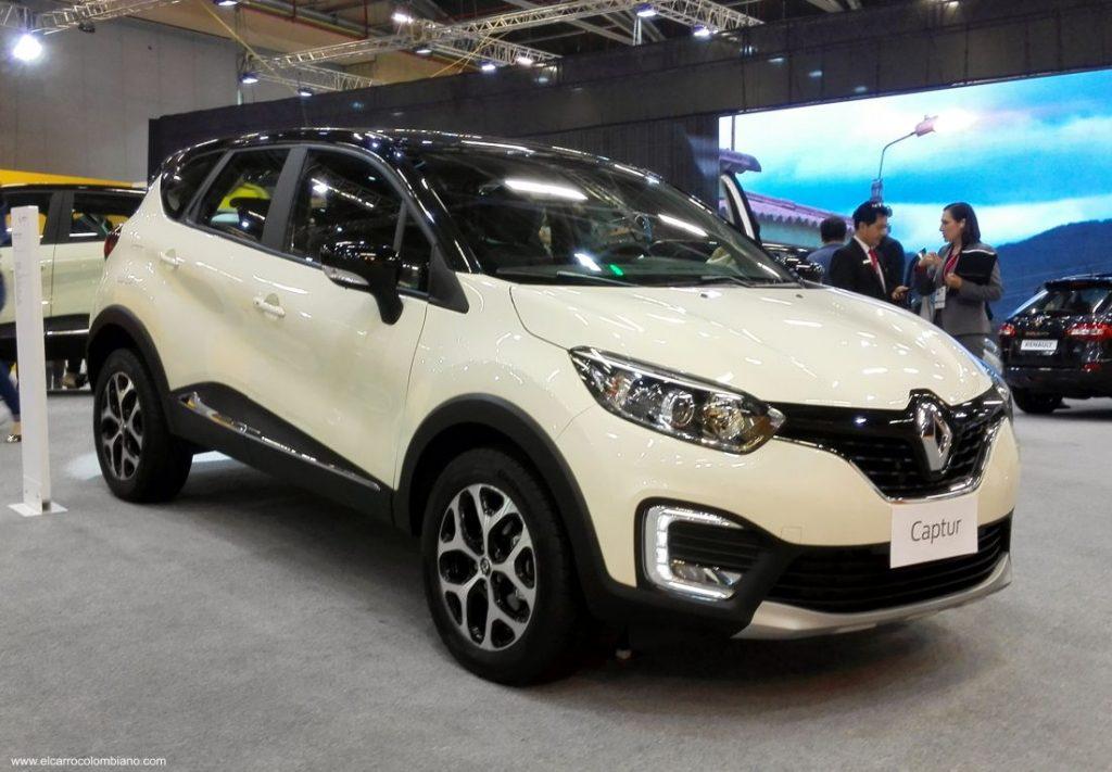 Renault Captur en Colombia