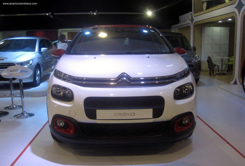 Citroën C3 2017 Colombia