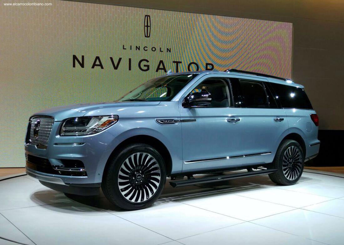 Lincoln Navigator 2018: Todo el estilo americano en una ...
