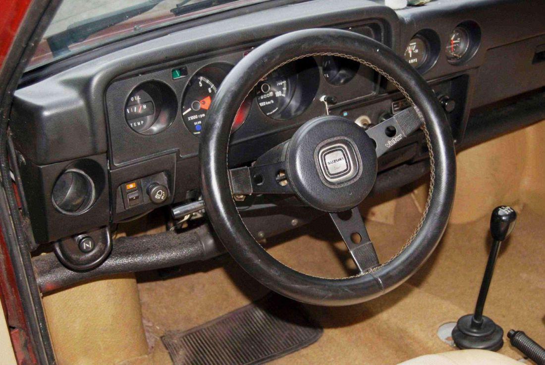 """Suzuki SC100: Un """"zapatico"""" ágil, único y divertido"""