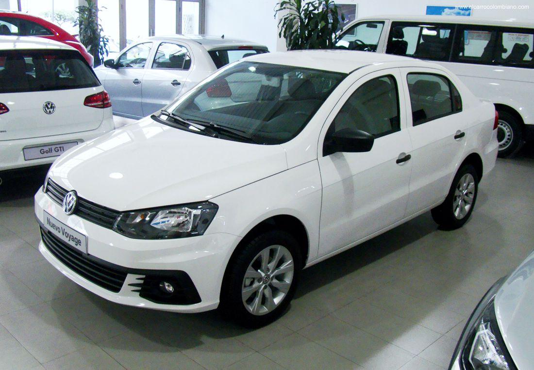 Image Result For Volkswagen Voyage Colombia