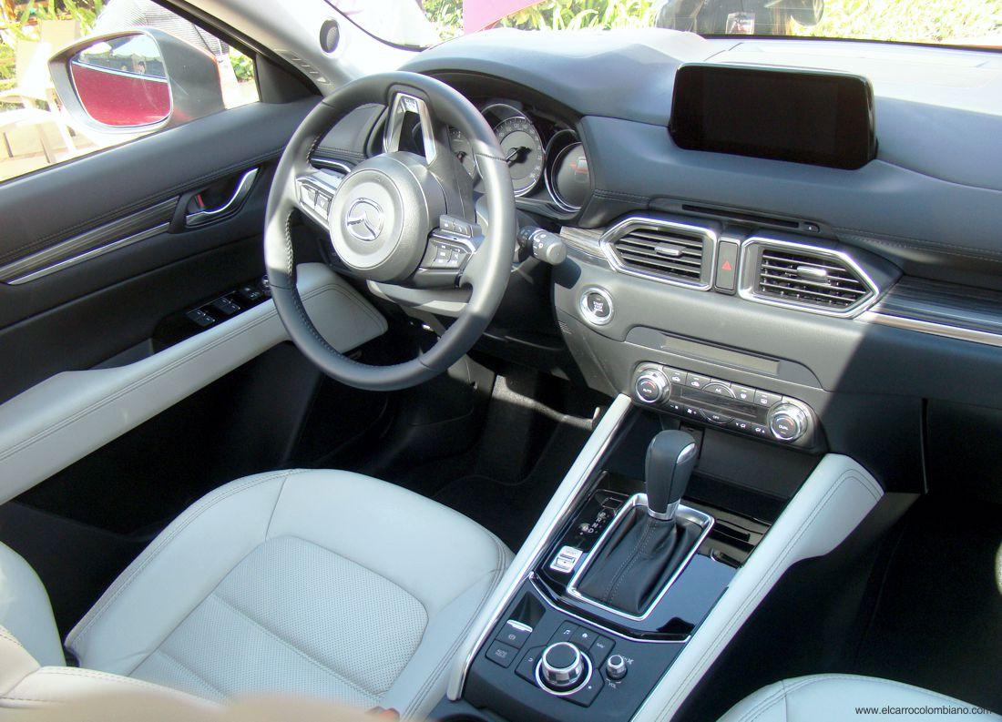 Mazda Cx 5 2018 Caracter 237 Sticas Versiones Y Precios En Colombia