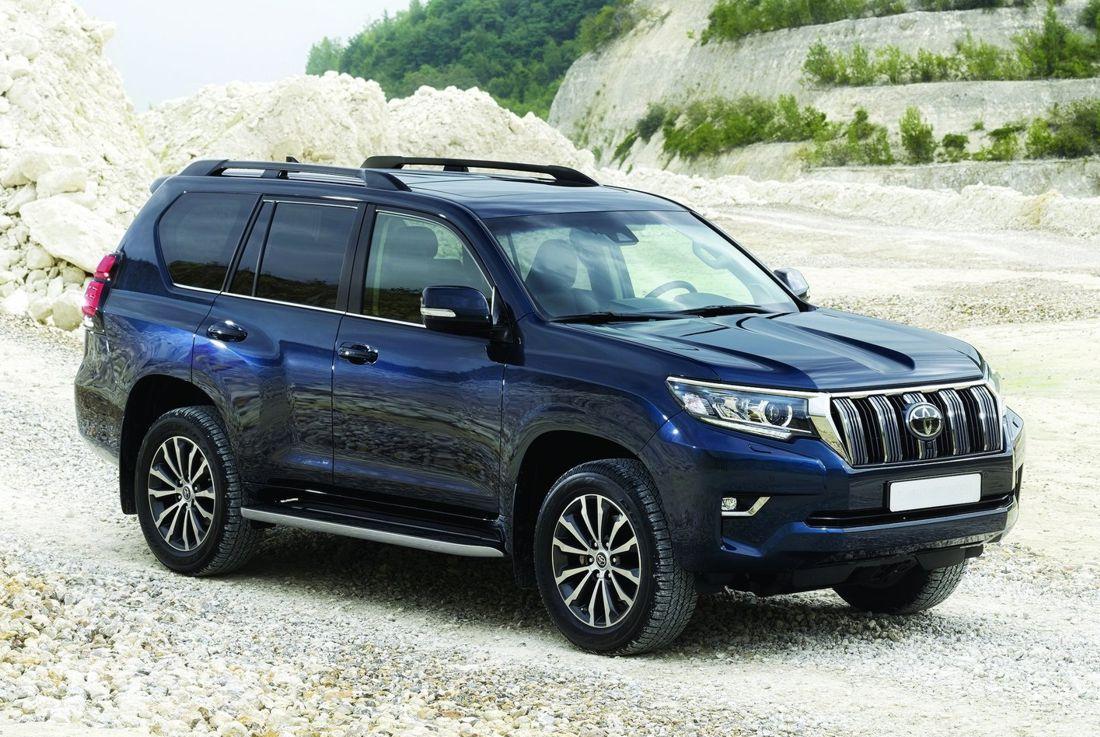 Toyota Prado 2018 Caracter 237 Sticas Versiones Y Precios En