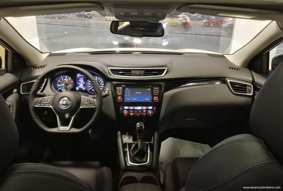 Qashqai 2018 Interior 2019 2020 Upcoming Cars