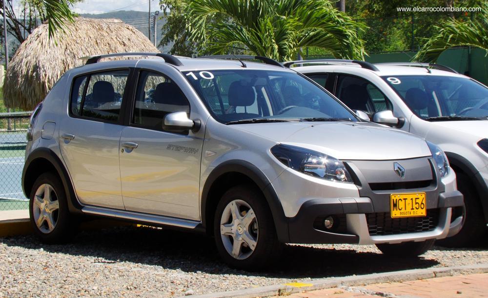 Renault Sandero y Stepway 2013