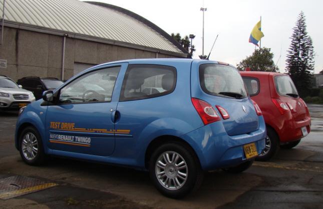 Renault Twingo, 2013