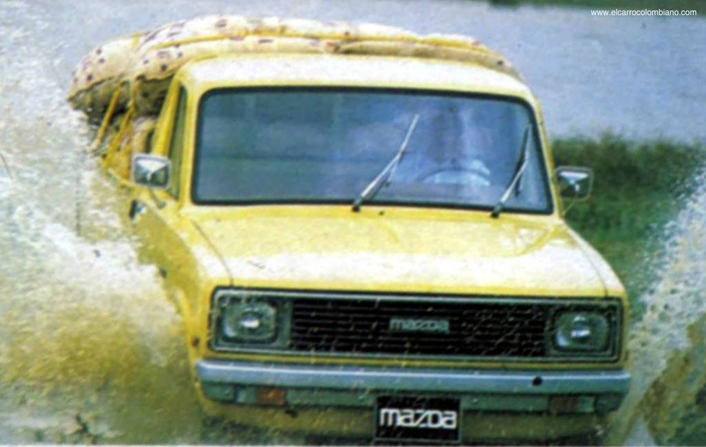 Mazda B1600