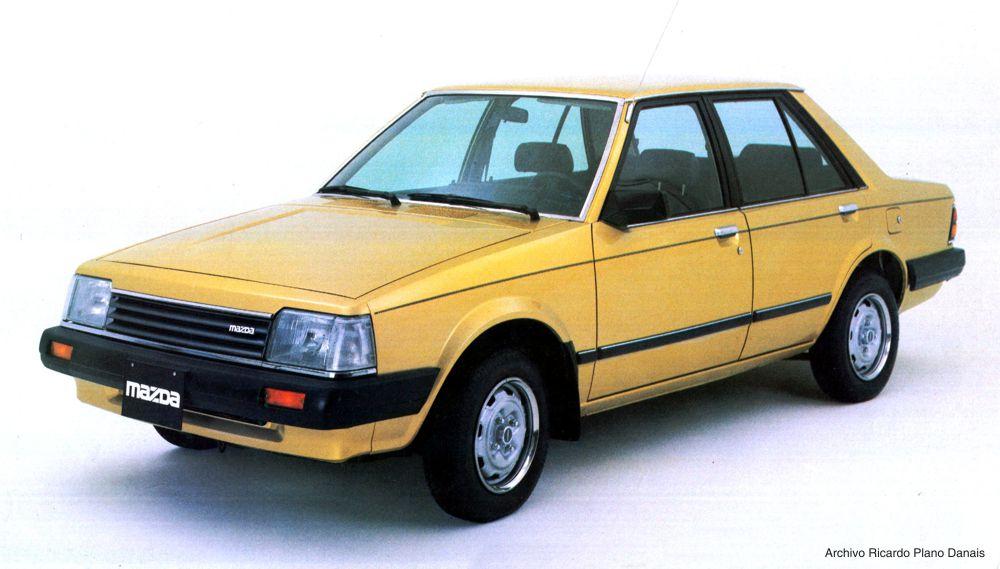 Mazda 323 1.500