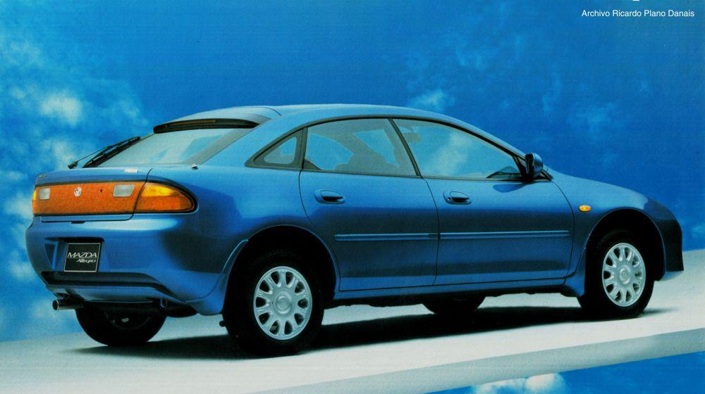 Mazda Allegro Hatchback