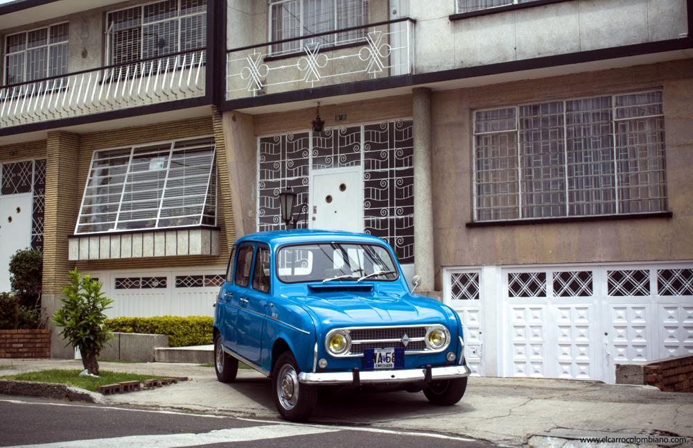 Renault 4 Archibaldo
