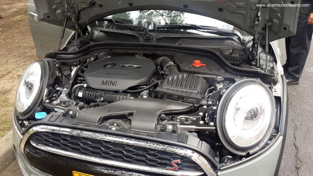 Mini Cooper 5 puertas