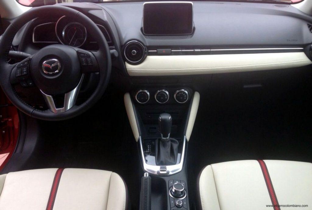 Mazda 2 Skyactiv