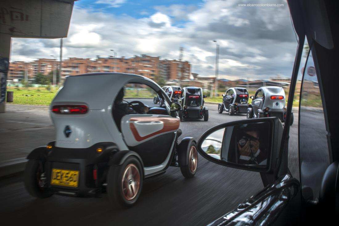 renault twizy colombia