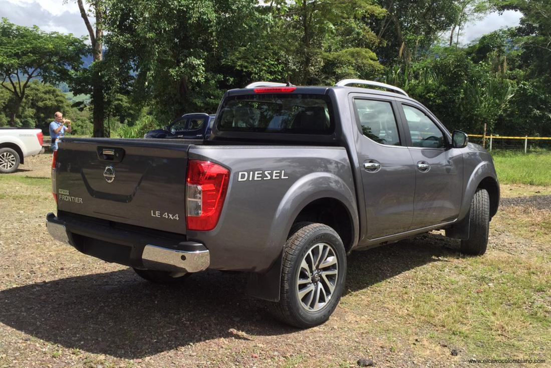 2018 Nissan Frontier Diesel >> ¿Qué hay de nuevo en la Nissan NP300 Frontier 2016?