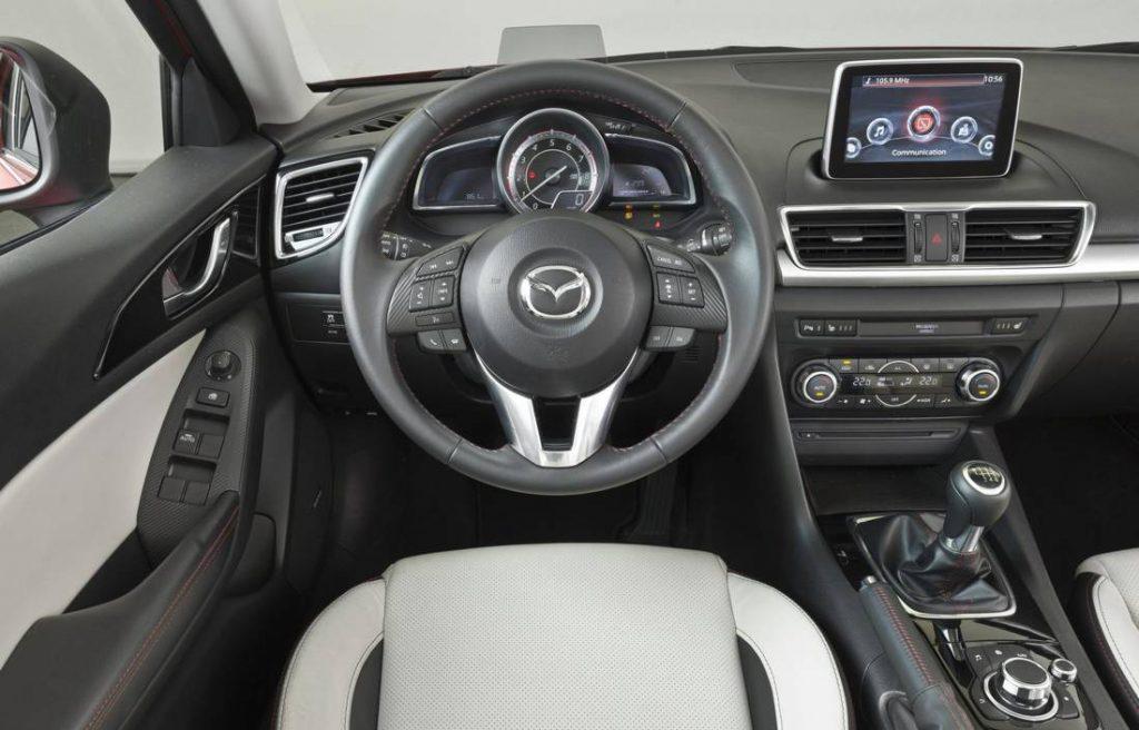 Mazda 3 Sport Grand Touring