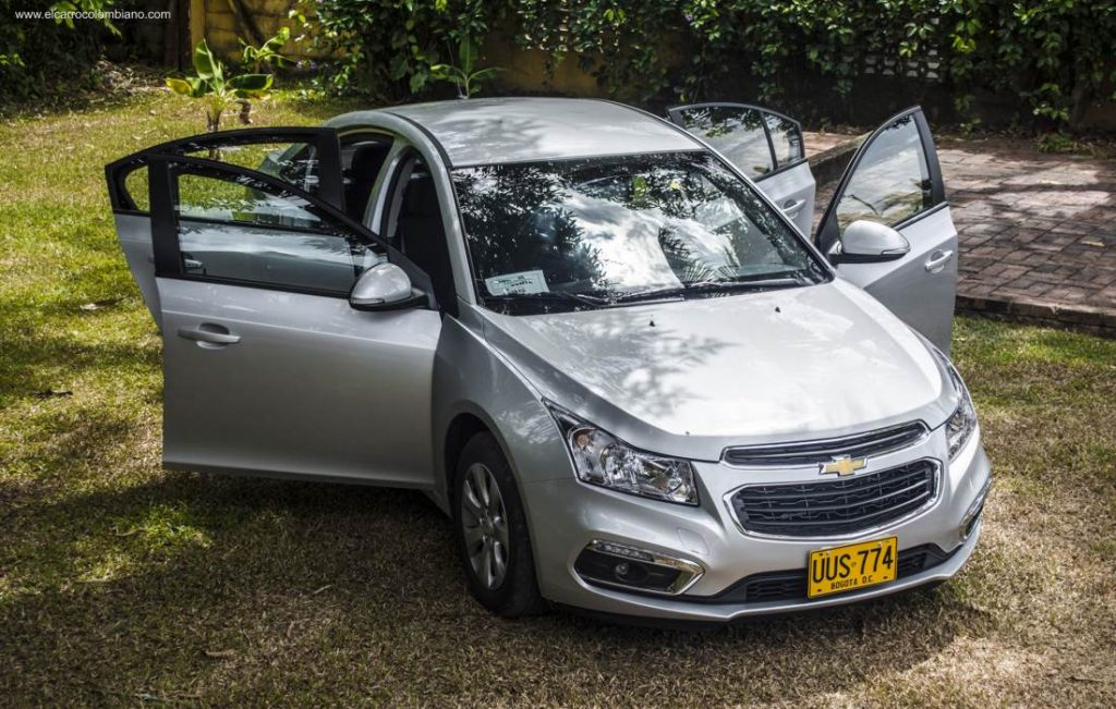 Chevrolet Cruze LS Mecánico