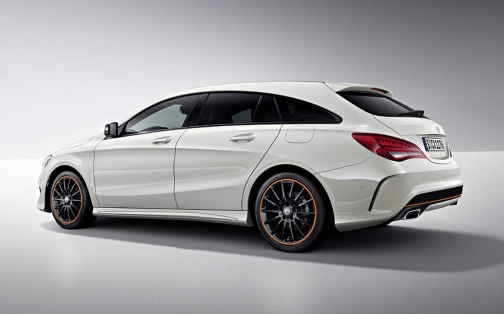 Mercedes Benz CLA Shooting Brake