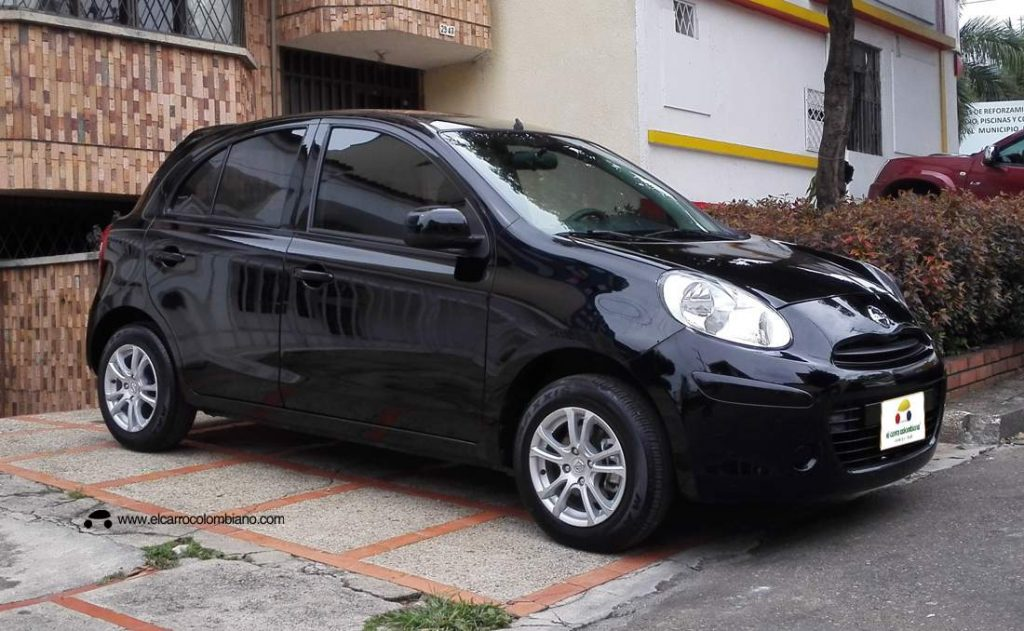 Nissan March 2015 en venta Bucaramanga