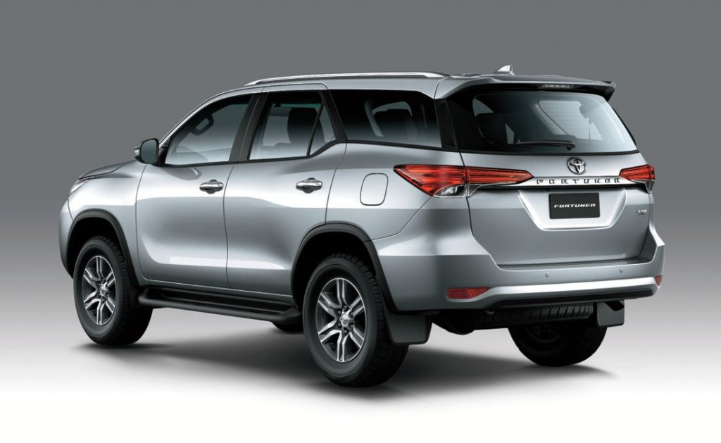 Toyota Fortuner SW4