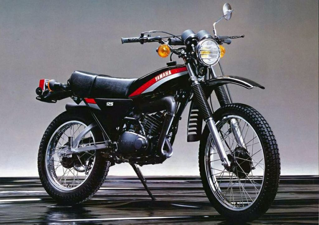 Yamaha DT 125 Colombia
