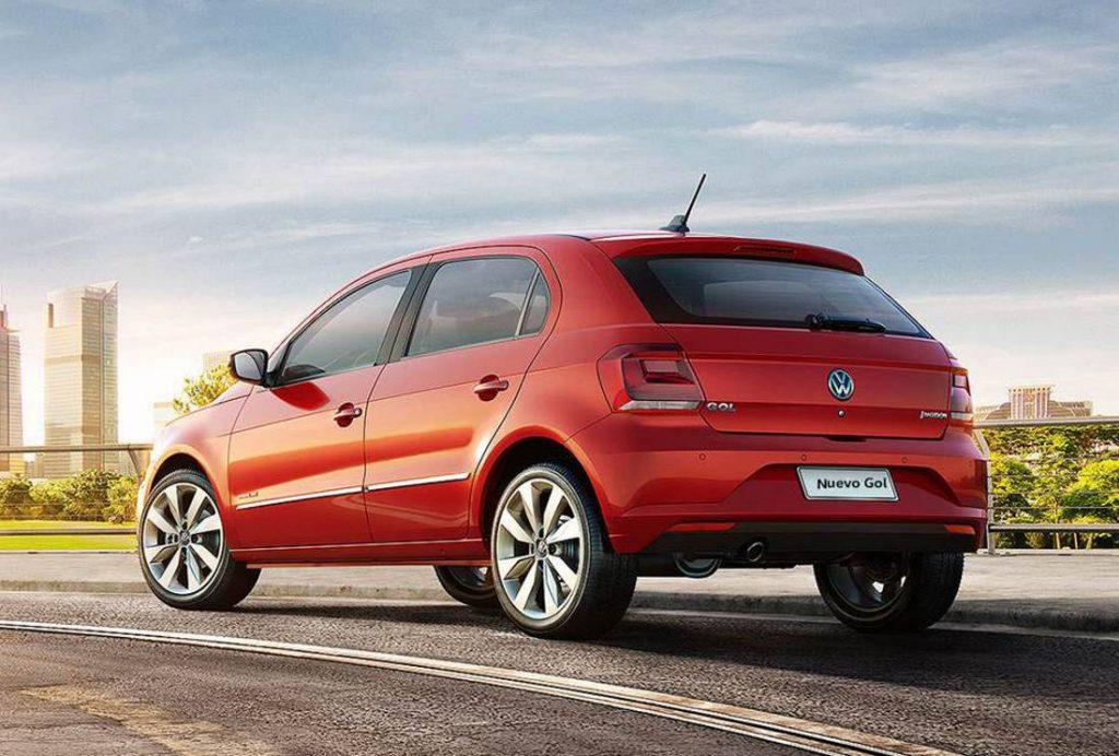 Volkswagen Gol y Voyage 2017