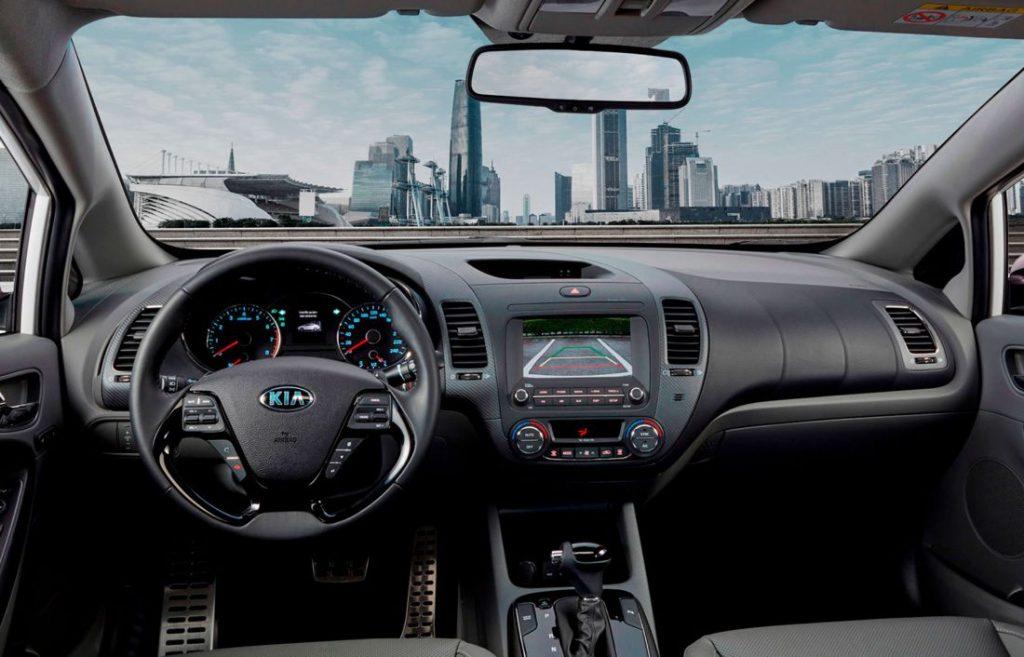 Kia Cerato Pro 2nd Generation