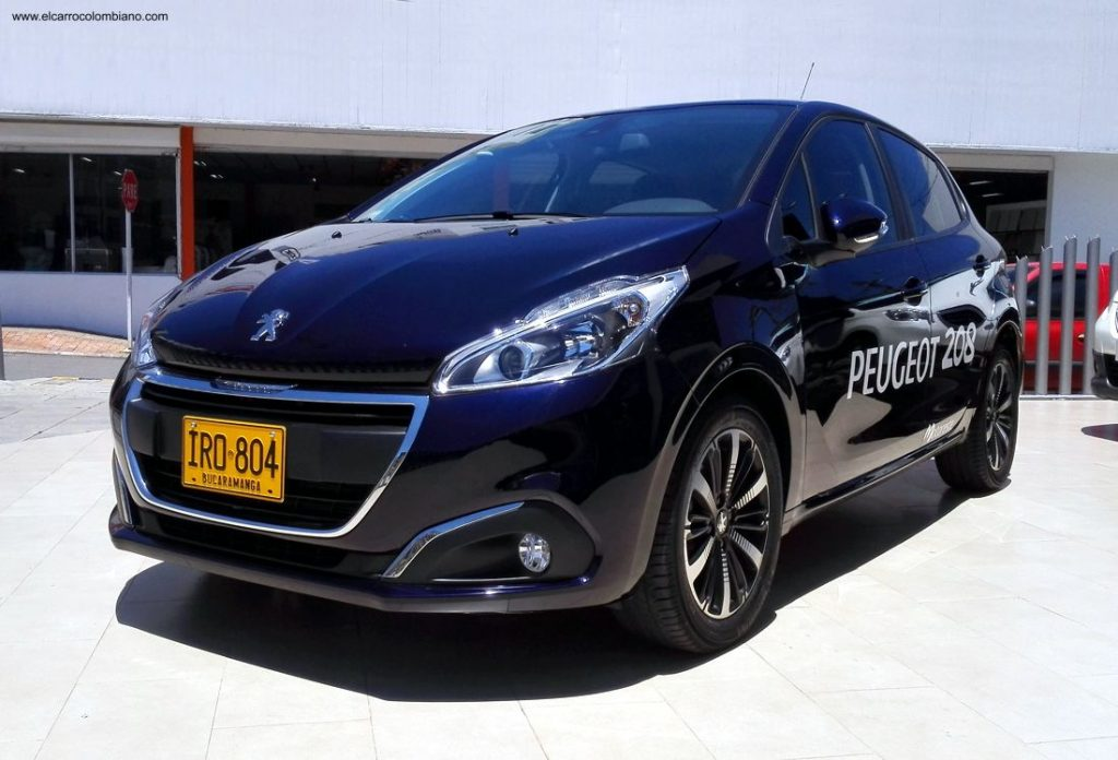 Peugeot 208 Active VTi AT