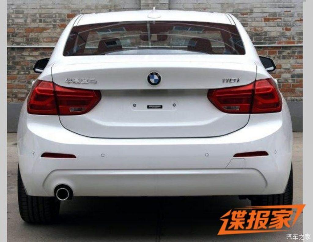 BMW 118i Sedan