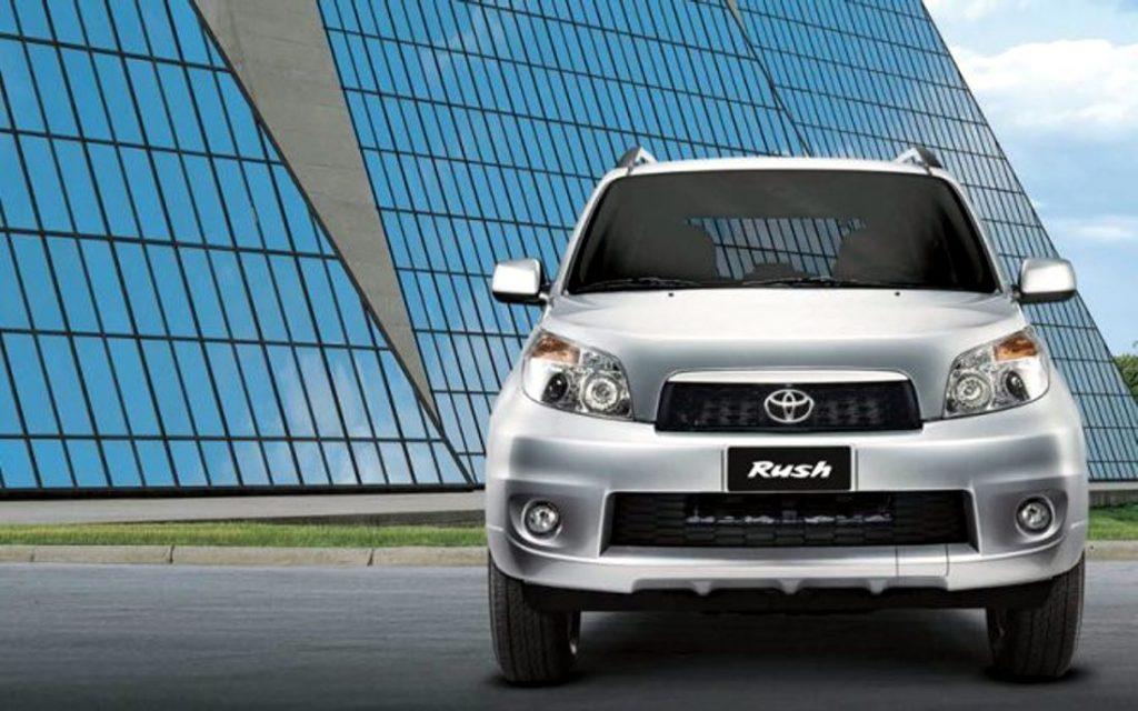 Toyota Rush - Daihatsu Terios