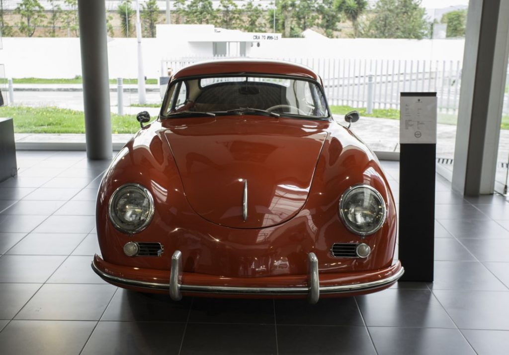 Centro Porsche Classic Bogotá