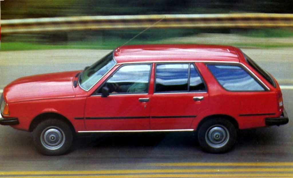 Renault 18 Break, 1982, Industria Automotriz Colombiana, historia