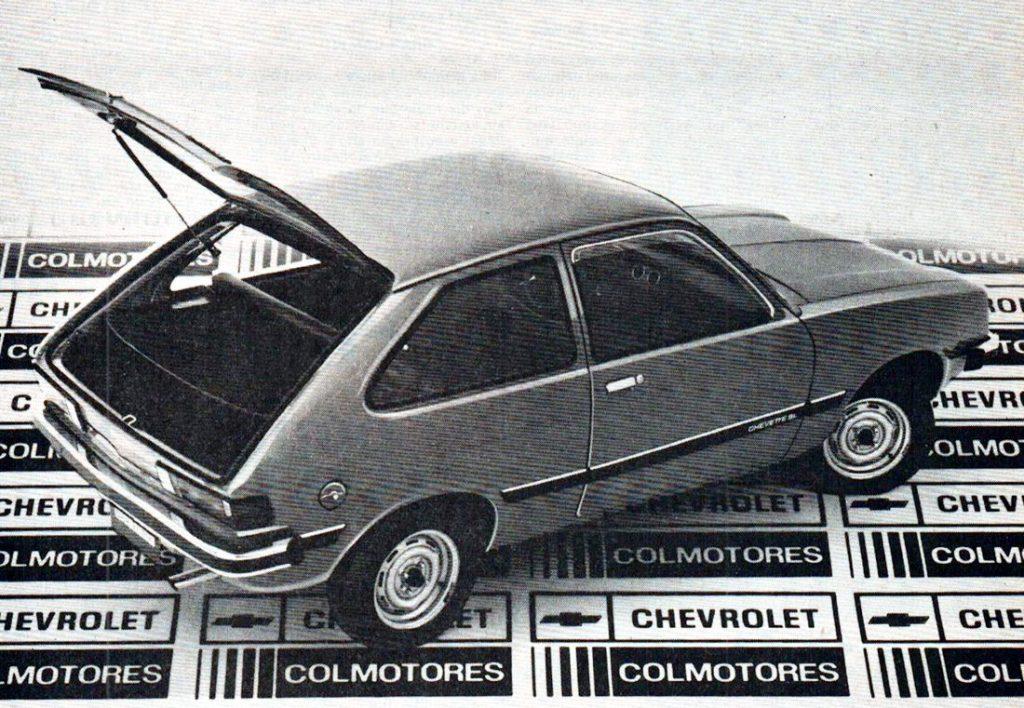 Chevrolet Chevette 1982