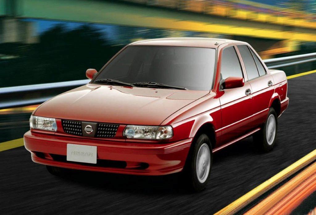 Nissan Sentra B13 (Tsuru)