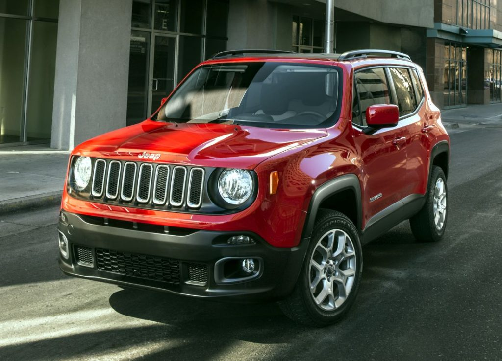 Jeep Renegade Consumo