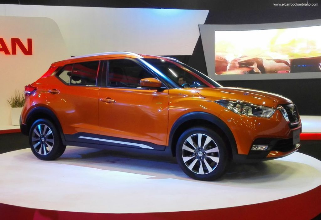 Nissan Kicks en Colombia