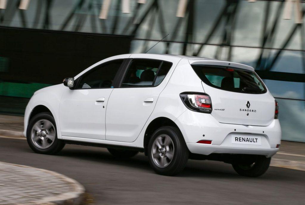 Renault Sandero 1.0 SCe Brasil