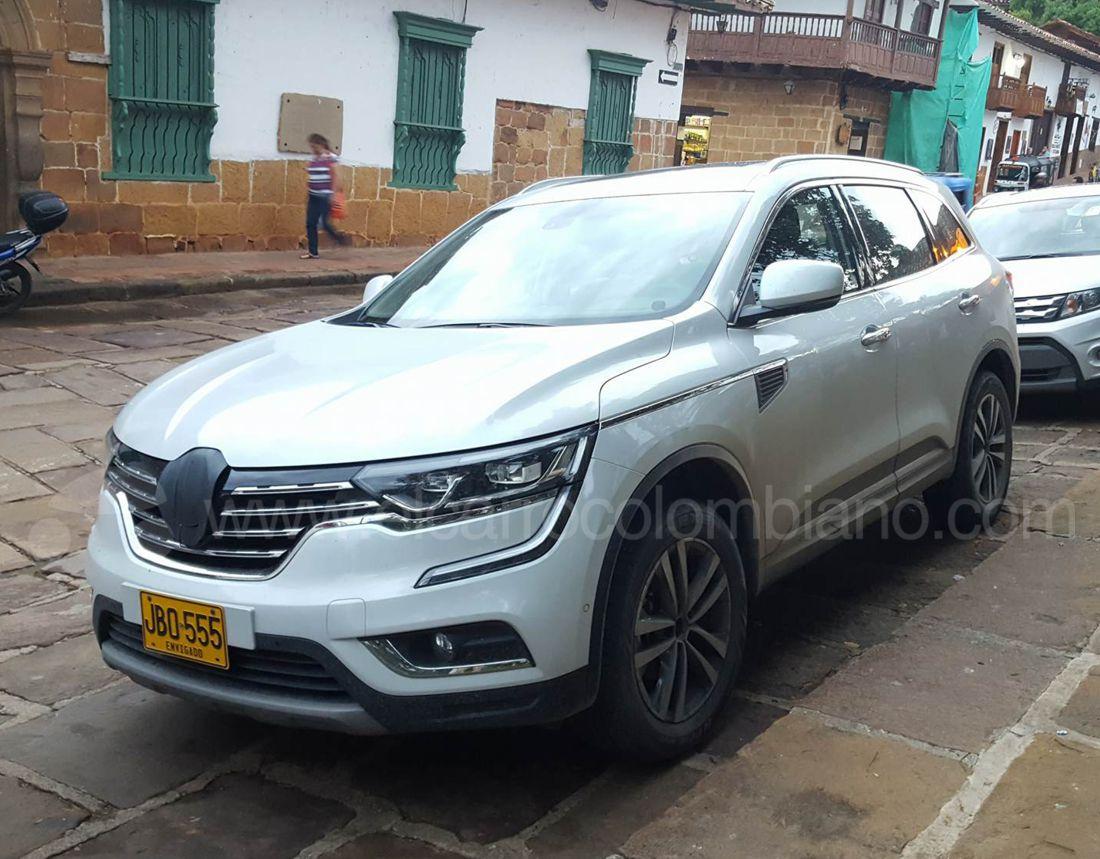 Renault Koleos 2017 en Colombia