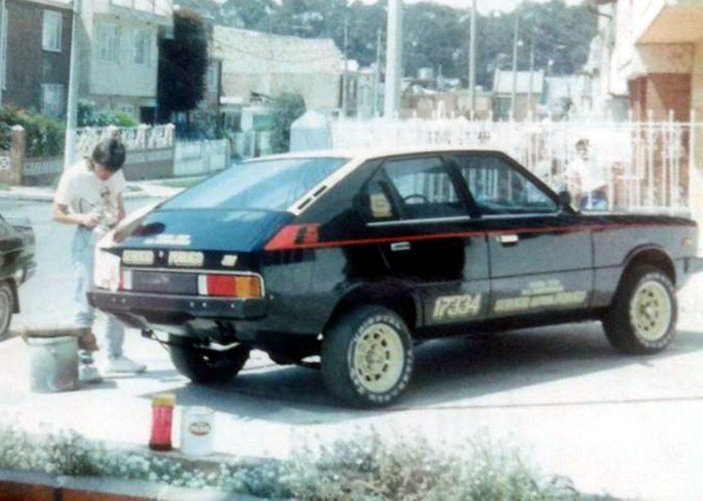Hyundai Pony Colombia