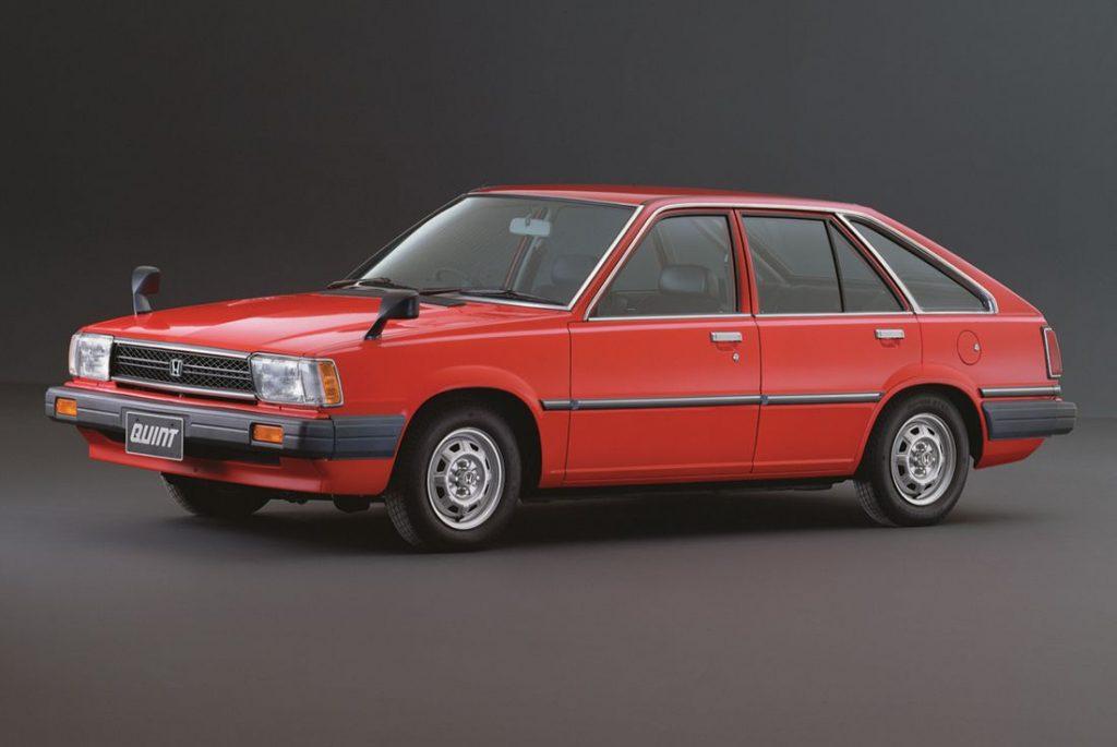 Honda Quintet, 1981.