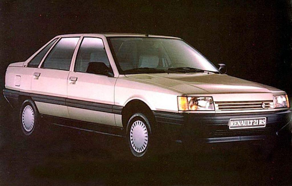 Carros Colombia 1989