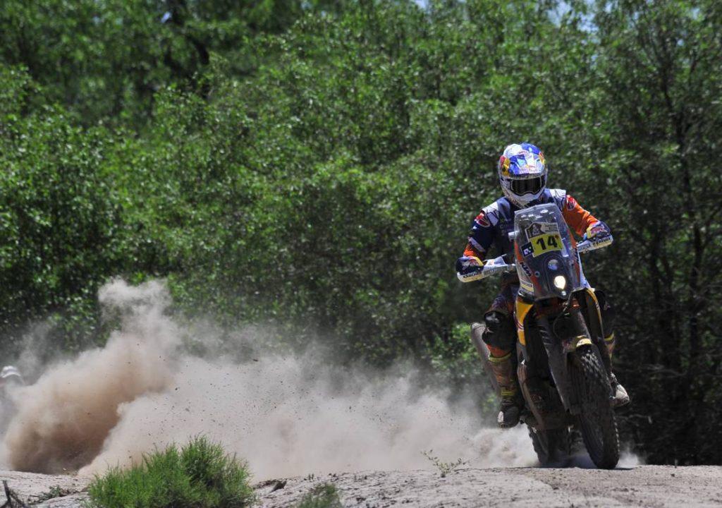 Rally Dakar 2017 - Sam Sunderland