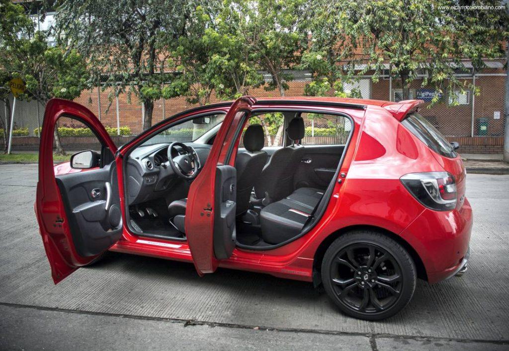 Renault Sandero RS Test Drive
