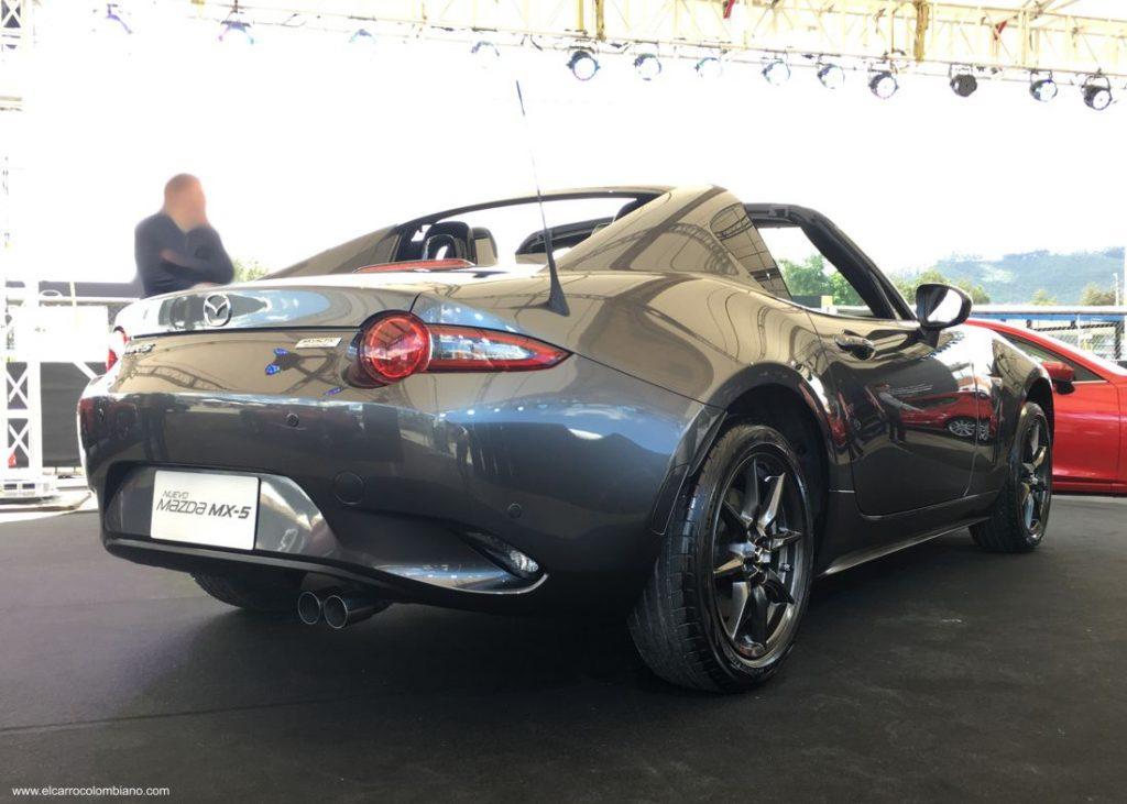 Mazda MX-5 RF Lanzamiento en Colombia