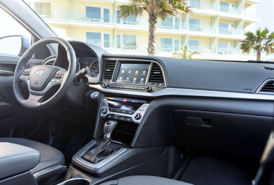 Hyundai Elantra 2017 en Colombia