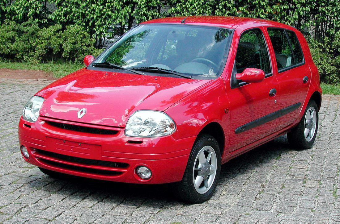 Renault Clio en Colombia
