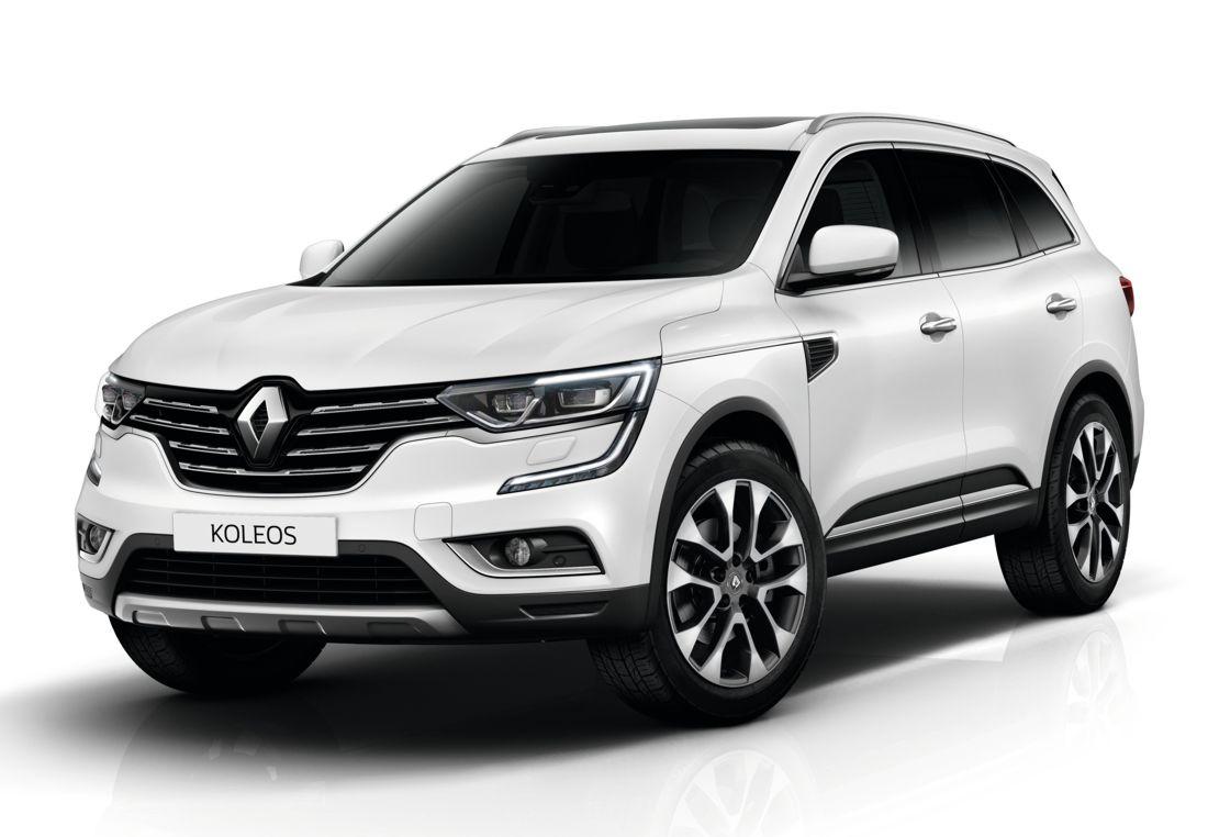 Renault Koleos 2017 Lanzamiento en Colombia