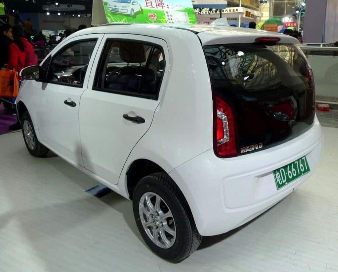 Weikerui V7 clon chino Volkswagen Up!