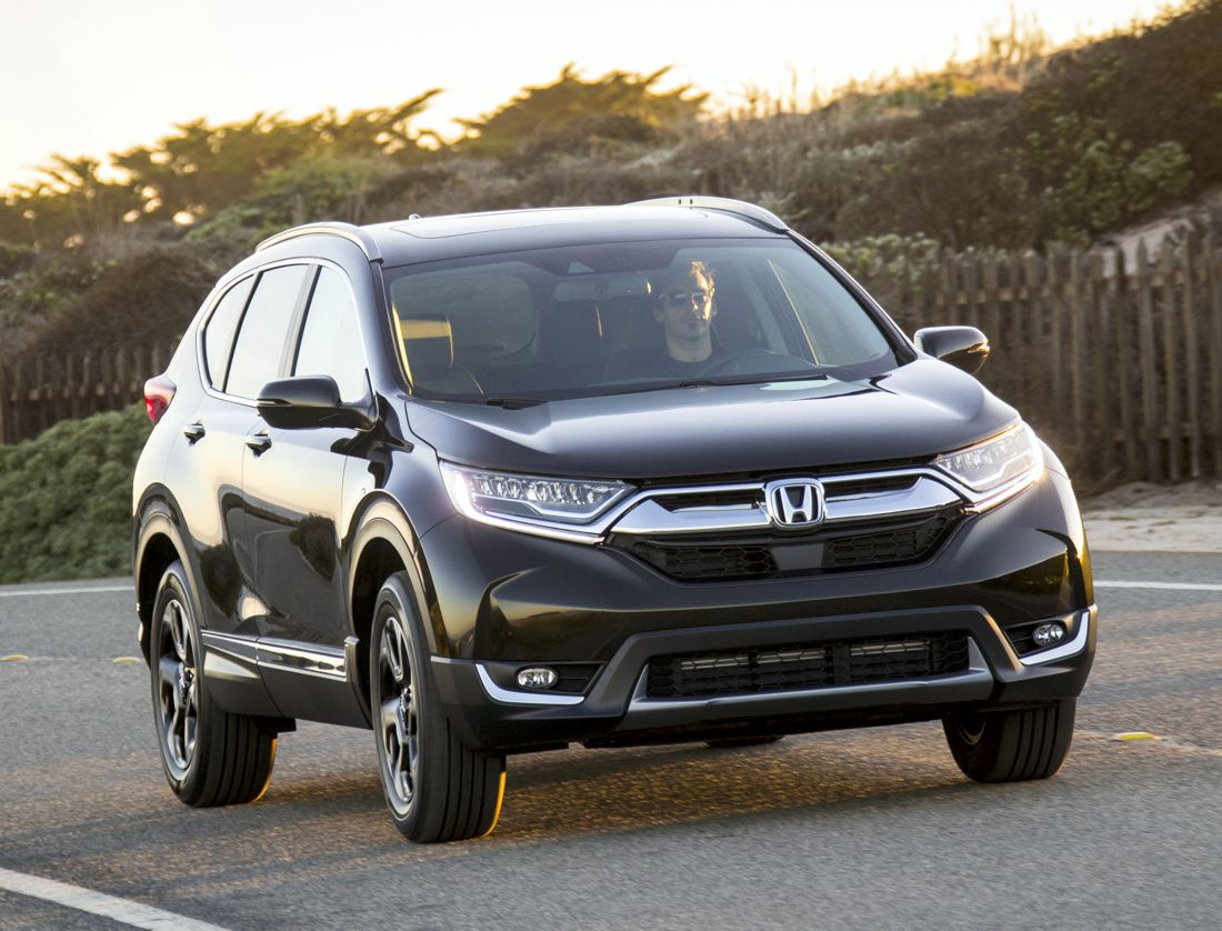 honda cr-v 2017, colombia
