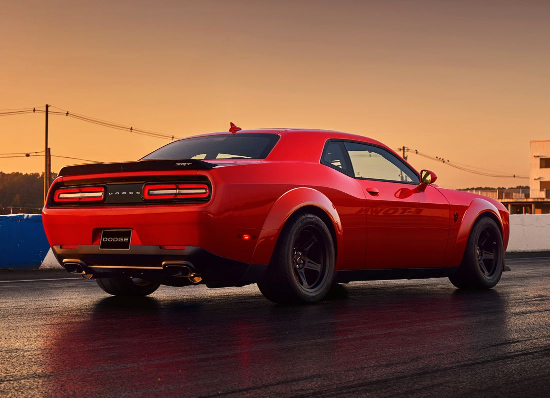 dodge challenger srt demon, dodge demon