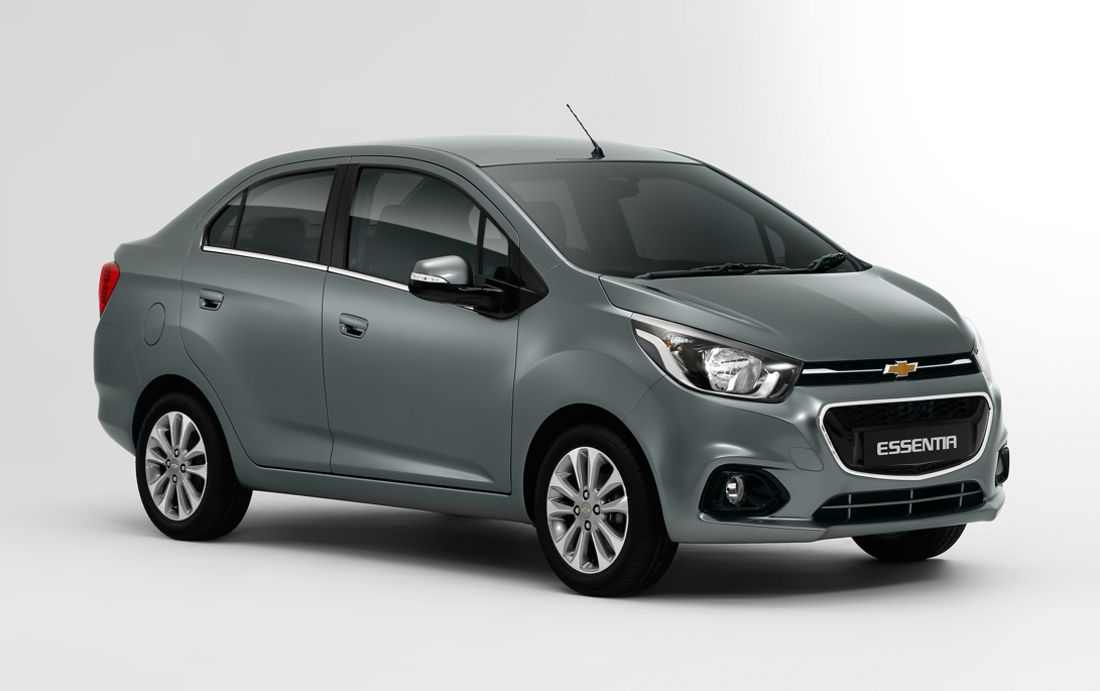 chevrolet india, chevrolet essentia, chevrolet spark gt, chevrolet beat